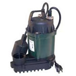 Zoeller Water Ridd'r submersible pump