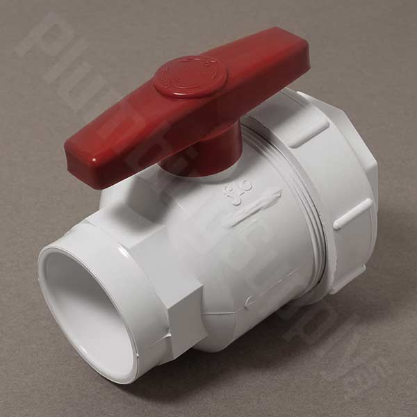 single union serviceable ball valve