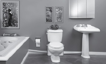 Macerating Toilets Upflushing Sewage Systems For Basements