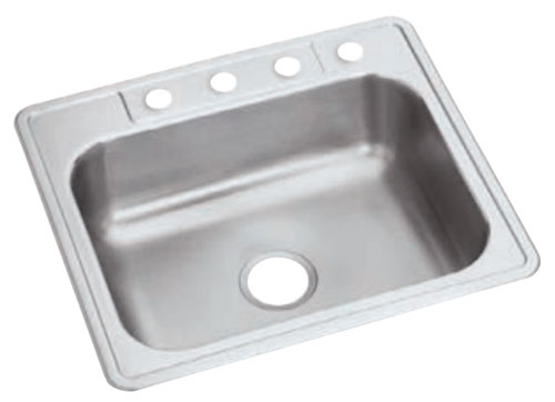 Revere Quality Drop-In, Self-Rimming, Top Mount Sinks