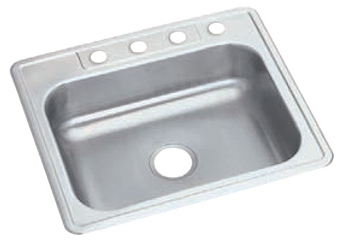 Revere Stainless Steel Sinks : Revere Quality Drop-In, Self-Rimming, Top Mount Sinks