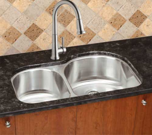 Revere Stainless Steel Sinks - Undermount