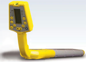 Image of Sonde and Inspection Camera Detector