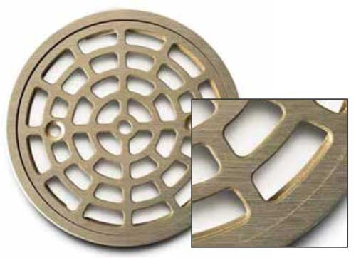 Shower And Floor Drains Covers And Accessories