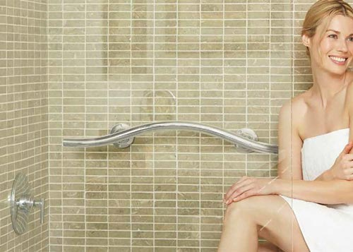 Enjoy Safety Luxury With These Beautiful Grab Bars