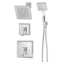 Oxford shower head and handshower system