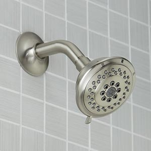 Installation Example Of Standard Shower Arm