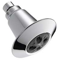 Alsons/Delta amplifying water-saving shower head