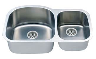 sinkrus stainless steel kitchen sink model li 100 - Kitchen Sink Models