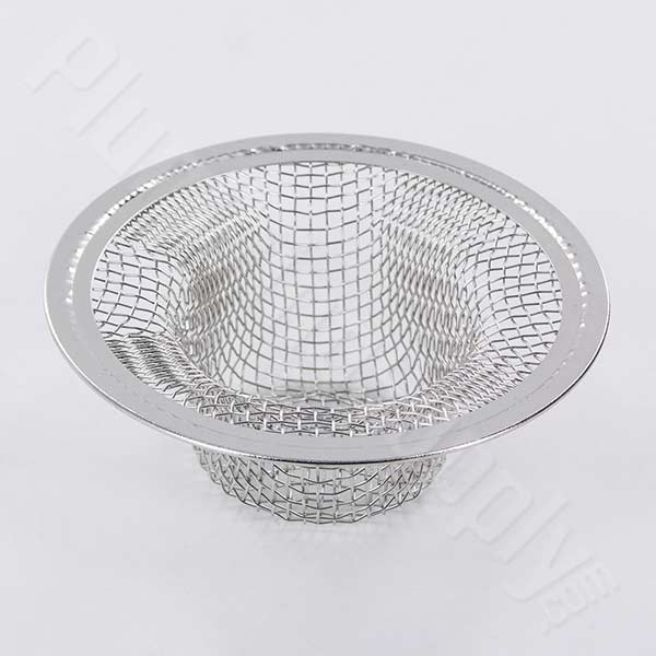 Stainless Steel Tub And Laundry Sink Drain Screen