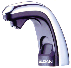 Sloan Hands Free Electronic Sensor Operated Soap Dispensers