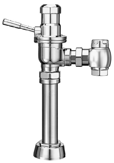 picture of the Sloan Dolphin flushometer