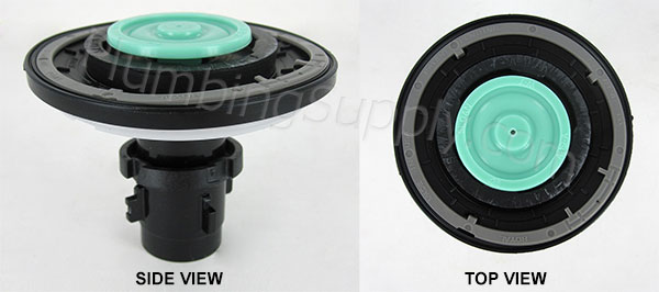Dual filtered diaphragm assembly repair kit