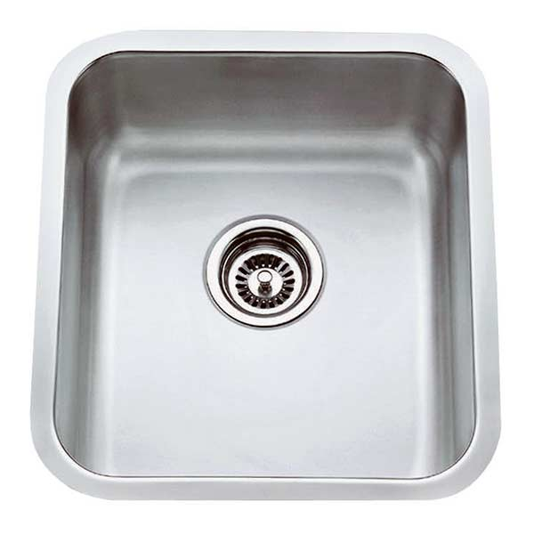 Luxury Stainless Steel Undermount Bar Sink. Features: