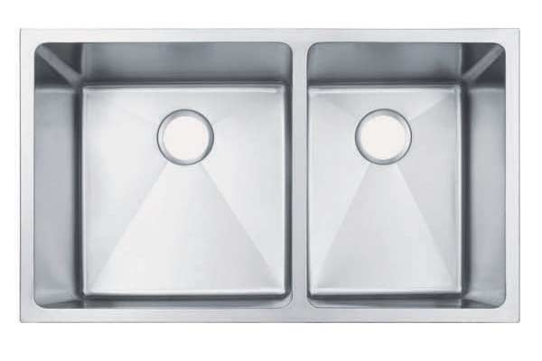 60/40 double bowl Soci kitchen sink