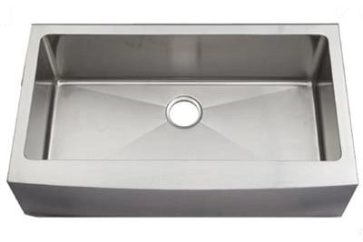 Extra Large Stainless Steel Apron Front Sinks
