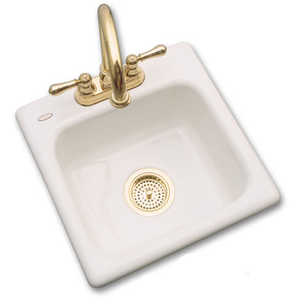 SolidCast Aspen bar/prep sink