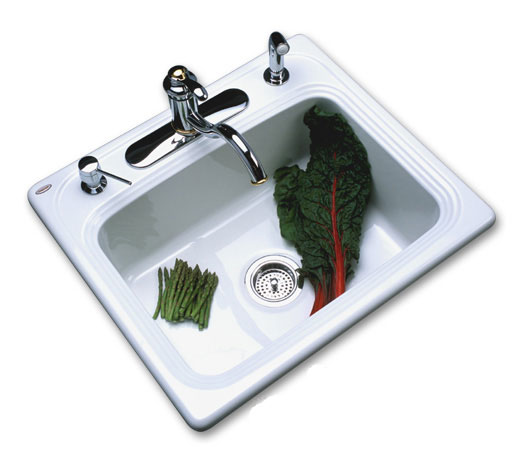 SolidCast Dartmouth kitchen sink