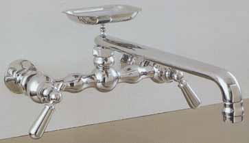 Old Fashioned Kitchen Faucets