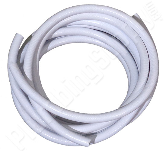 Flexible Schedule 40 PVC Pipe / Spa Hose