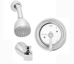 Anti-Scald Balanced Pressure shower & bath