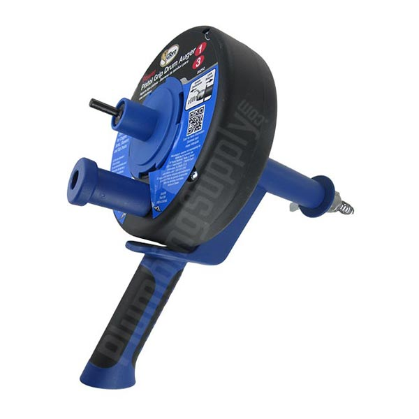 speedway cobra power pistol grip drum auger 86250 professional and diy drain cleaning equipment Marco Snake Cable at edmiracle.co