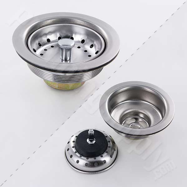 basket strainers - Kitchen Sink Strainer Basket