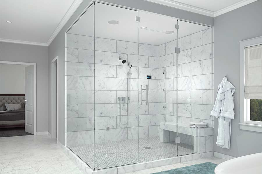 total sense steam bath - Luxury Steam Showers