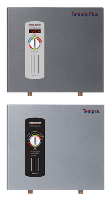 Tempra whole house electric tankless water heater