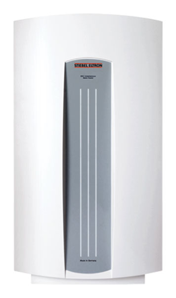DHC model tankless water heater