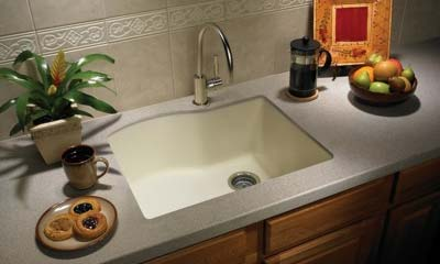Quartz sink # QUDB-2522 single bowl kitchen sink