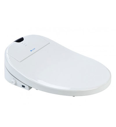 Swash Bidet Seat closed - left side