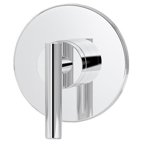 Dia series 35-2DIV dual outlet diverter in chrome