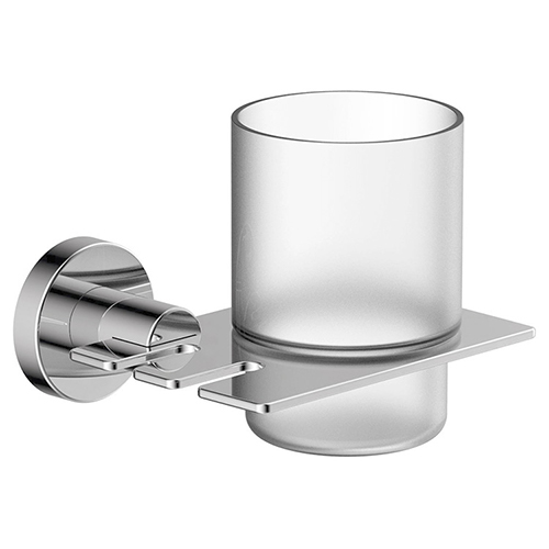 Dia series 353TH toothbrush holder in chrome