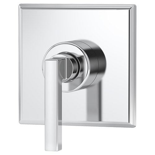 Duro series 36-2DIV dual outlet diverter in chrome