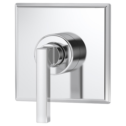 Duro series 36-3DIV triple outlet diverter in chrome