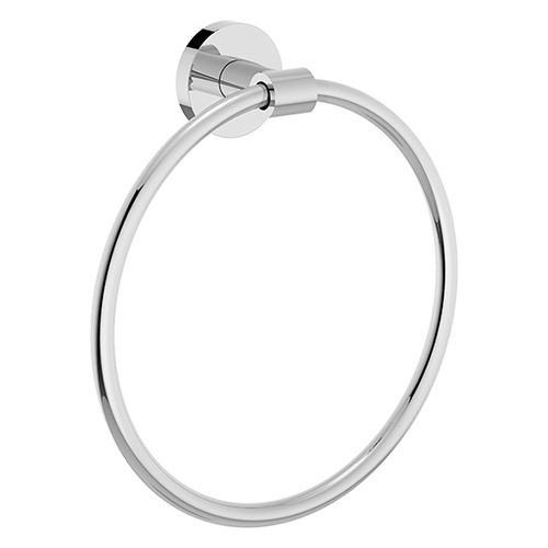 Identity series 673TR towel ring in chrome