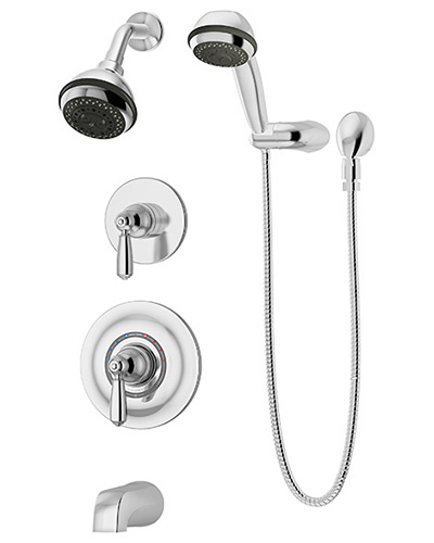 Allura tub/shower systems