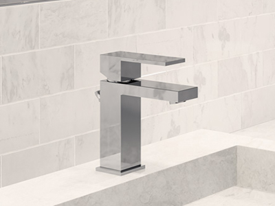 Duro faucet installed