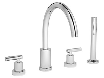 Symmons roman tub fillers - quality roman bath faucets
