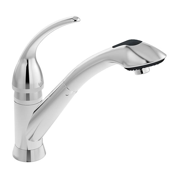 Water-Saving Kitchen Faucets