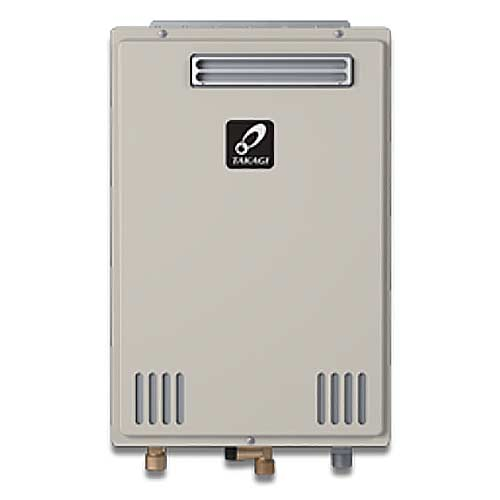 TK-510U-E outdoor tankless water heater