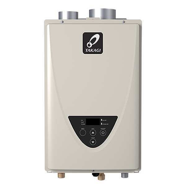 image of TK-510U-I indoor tankless water heater