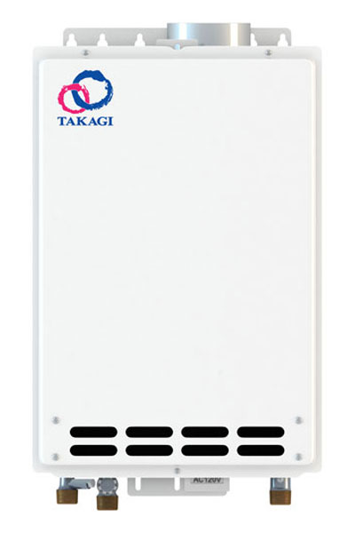 Takagi T-D2 indoor tankless water heater