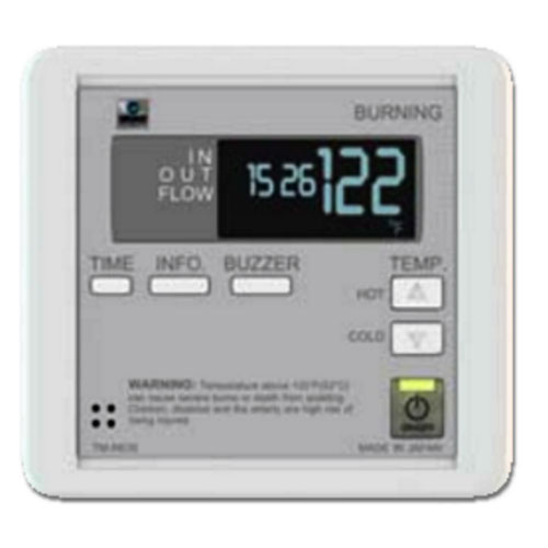 Temperature remote controller