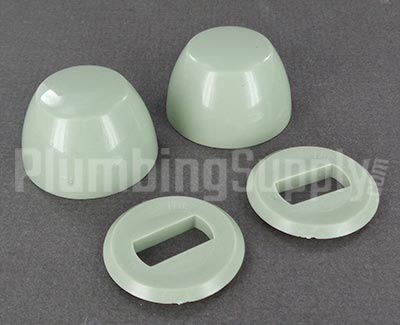 Bayberry toilet bolt covers