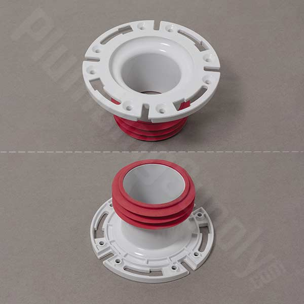 Toilet/Closet Flanges - New, Replacement and Repair