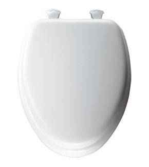 Padded Toilet Seats are soft, cushy and available in both round and ...