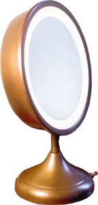 Luxury Nova Table Mirrors By Ton Jon