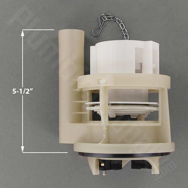 Toto flush tower valve - THU460-15E-A